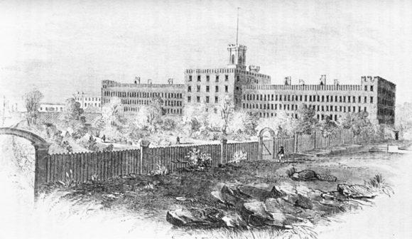 Blackwell's Island Prison