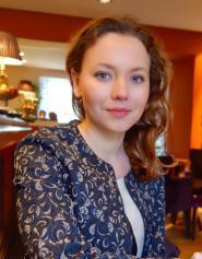 headshot of Dr. Yuliya Zabyelina